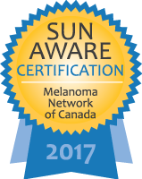 sun aware certification 2017