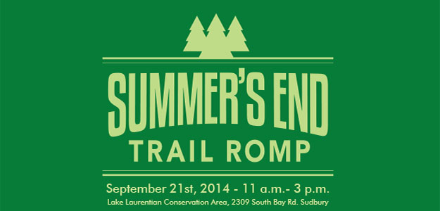 Summer's End Trail Romp 2014