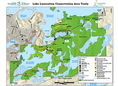 Lake-Laurentian-Trail-map-2013